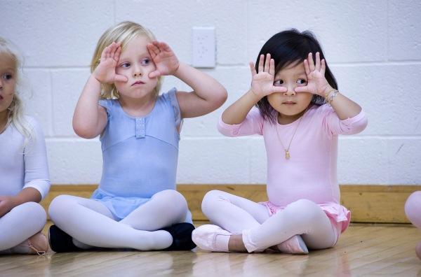 Learning Ballet